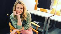 Drew Barrymore masih belum ingin kembali ke dunia akting usai bercerai dari Will Kopelman. (instagram/drewbarrymore)