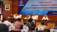 Pemerintah Indonesia menolak rencana pemerintah Malaysia  yang akan melaksanakan kebijakan program Direct Hiring Pekerja Migran Indonesia.