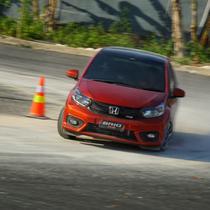 All new Honda Brio (Honda)