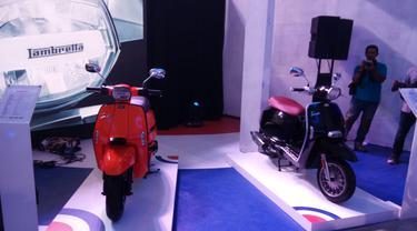 PT Skuter Motor Indonesia (SMI) selaku distributor resmi Lambretta di Indonesia secara resmi meluncurkan Lambretta V-Special, yakni Lambretta V200 dan V125.