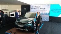 PT. Astra International Tbk – Peugeot Sales Operation resmi meluncurkan Peugeot 5008. (Dian/Liputan6.com)