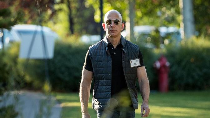 CEO Amazon Jeff Bezos. (Foto: Business Insider)