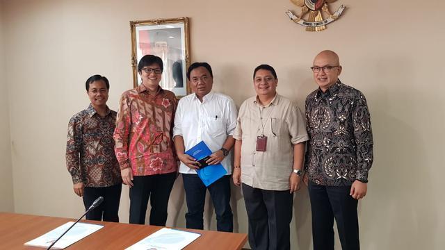 Mantan Direktur Keuangan Pertamina Ditunjuk Pimpin Danareksa Bisnis Liputan6 Com