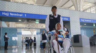 Jemaah Calon Haji Indonesia