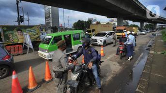 Ingat, Ganjil Genap di Kota Bogor Masih Berlaku Setiap Hari