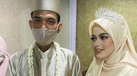 Ustaz Abdul Somad resmi nikahi Fatimah Az Zahra pada Rabu, 28 April 2021. (Sumber: Instagram/@gurninggo)