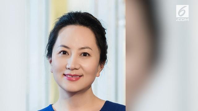 Putri bos Huawei ditangkap saat sedang transit di Kanada. Hingga kini belum jelas apa alasan penangkapannya.