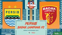 Shopee Liga 1 - Persib Bandung Vs Badak Lampung FC (Bola.com/Adreanus Titus)