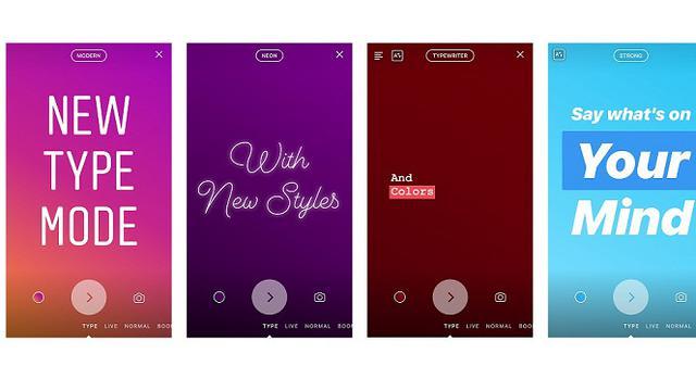 Unggah Kata Kata Di Instagram Stories Kian Asyik Dengan Type Mode