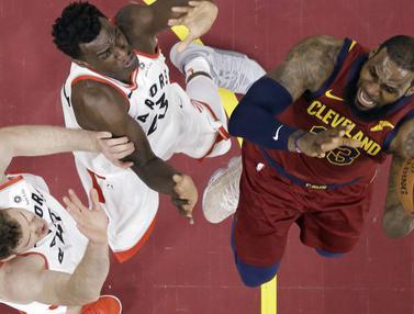 Cleveland Cavaliers, Toronto Raptors, NBA