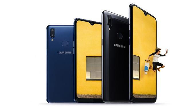 Samsung Galaxy A10s resmi meluncur di pasaran. (Doc: Samsung)