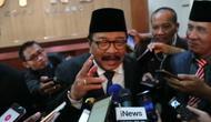Ketua DPD Partai Demokrat Jawa Timur, Soekarwo (Liputan6.com/Zainul Arifin)