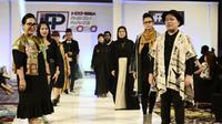 Ada 132 desainer keren Indonesia yang siap menggetarkan panggung fashion IFP di tengah pandemi. (dok.)