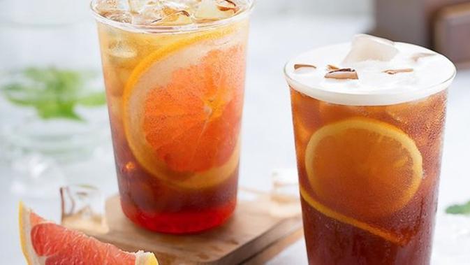 Lemon Tea Segar, Resep Praktis Hari Lebaran - Lifestyle Liputan6.com
