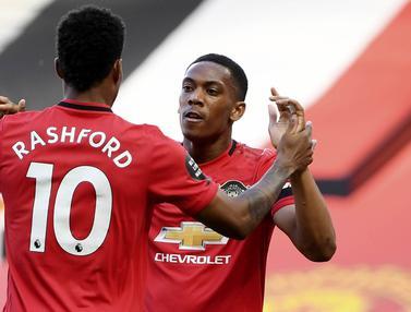 Manchester United Tundukkan Sheffield United