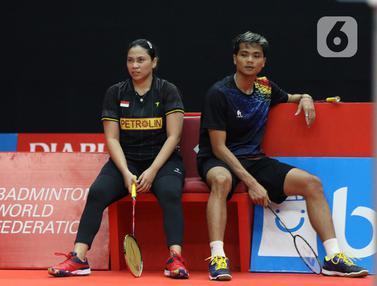 Ricky / Pia Zebadiah Gagal Taklukkan Unggulan Kedua Indonesia Master 2020