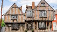 De Vere House, rumah berarsitektur abad pertengahan yang menjadi lokasi kelahiran tokoh fiksi Harry Potter - AP