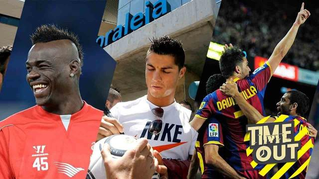 Berita video Time Out tentang Cristiano Ronaldo dan 5 pemain ini pernah terikat kontrak yang aneh, seperti apa?