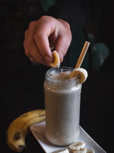 Ilustrasi Milkshake