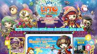 Lytogame Festival adalah sebuah ajang tahunan sekaligus pameran game online yang selalu digelar setiap tahunnya.