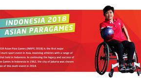 Asian Para Games 2018. (asianparagames2018.id)
