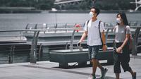 Ilustrasi Singapura. (dok. Victor He/Unsplash)