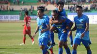 PSIM di Liga 2 2018. (Bola.com/Ronald Seger Prabowo)