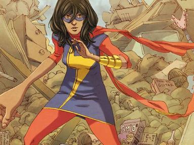 Kamala Khan alias Ms Marvel sendiri adalah anak dari orangtua yang merupakan imigran. Ia masih bersekolah dan tetap menjadi pahlawan. (SegmentNext)