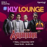 #KLY Lounge with Armada pada Rabu, 4 Desember 2019. (KLY)