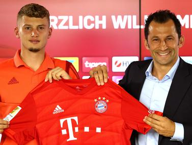 Bayern Munchen Perkenalkan Gelandang Prancis Michael Cuisance
