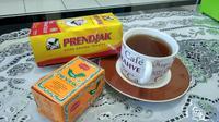 Secangkir teh hangat, sanggup memecahkan kebuntuan ide karena ada aroma therapy yang ditawarkan. (foto: Liputan6.com / ajang nurdin)