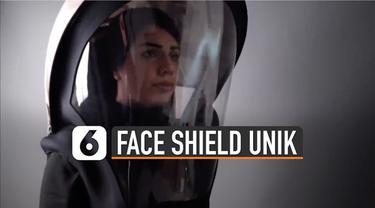 Pelindung wajah ini didesain untuk pelindungan maksimal mencegah infeksi virus Corona.