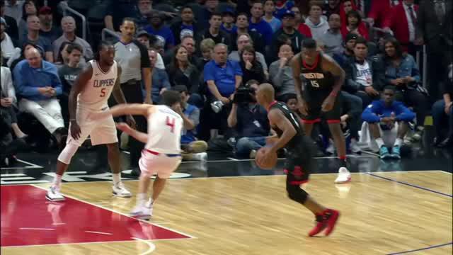 Berita video game recap NBA 2017-2018 antara LA Clippers melawan Houston Rockets dengan skor 113-102.
