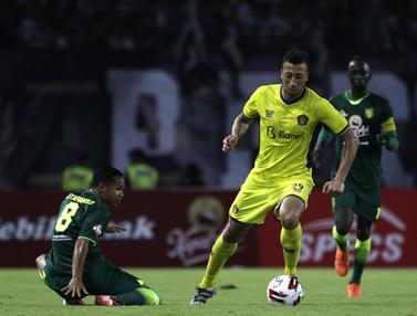 Persebaya vs Persik Shopee Liga 1 2020