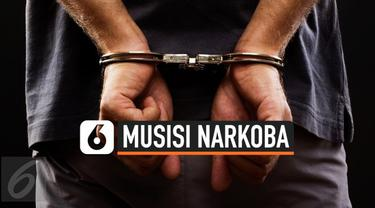 Polisi menangkap seorang musisi ternama di tanah air beinisial 'AN' Jumat (11/6) terkait dugaan penyalahgunaan narkoba. Sang musisi ditangkap di kawasan Cibubur.
