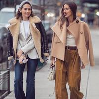 Simak inspirasi fashion menarik dari New York Fashion Week 2019 (Foto: Street Style Trend)