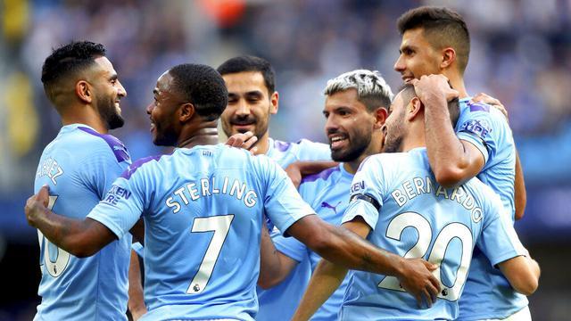 Hasil Premier League: Liverpool-Manchester City Berpesta, MU dan Chelsea  Gagal Menang - Inggris Bola.com