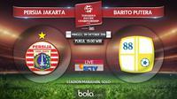 Persija Jakarta Vs Barito Putera (Bola.com/Adreanus Titus)
