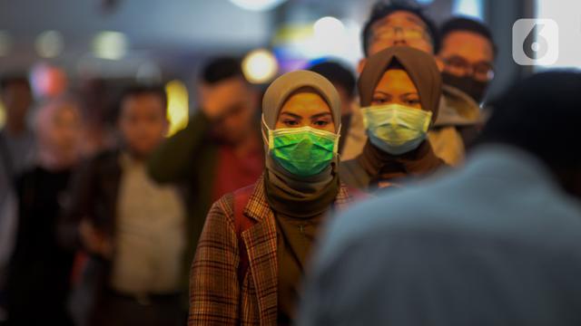 Sikm Jakarta Ditiadakan Penumpang Di Terminal Melonjak News Liputan6 Com