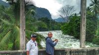 Keeksotisan Sungai Asahan diperkenalkan lewat Bimtek Pengembangan Homestay dan Desa Wisata