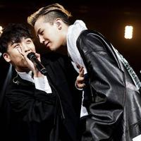 Seungri dan G-Dragon `Big Bang` (YG Entertainment)