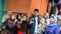 Calon Gubernur Jawa Barat Ridwan Kamil saat berkampanye di Kabupaten Bandung Selatan (Istimewa)