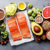 ilustrasi makanan sehat/copyright by Natalia Lisovskaya (Shutterstock)