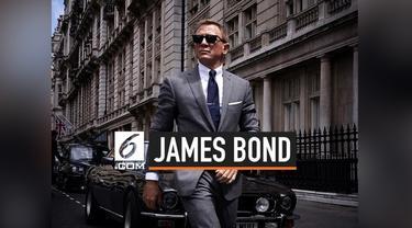 Film agen James Bond akan kembali menyapa penggemarnya. Film ke-25 agen 007 ini mengambil judul No Time To Die dan tetap dibintangi Daniel Craig.