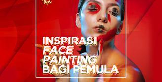 Seperti apa inspirasi face painting bagi pemula? Yuk, kita cek video di atas!