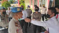 Tes narkoba sudah beberapa kali dilaksanakan di Polres Tomohon.