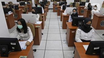 Tes SKD CPNS 2021 Pemkot Ambon Berlangsung 3-9 Oktober, Ini Aturannya