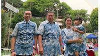 5 Potret Terbaru SBY Rayakan Idul Fitri, Lebaran Kedua Tanpa Ani Yudhoyono (sumber: Instagram.com/ibasyudhoyono)