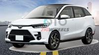 Ilustrasi Toyota Avanza 2022. (Oto.com)