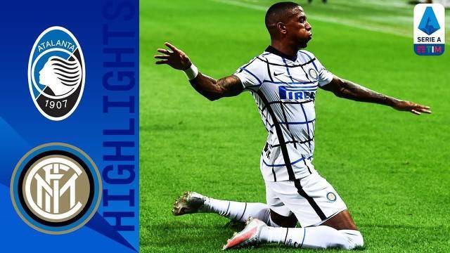 Berita Video Highlight Serie A, Inter Milan Finish Peringkat Dua Usai Taklukkan Atalanta 2-0